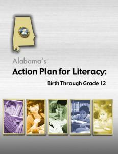 Literacy booklet.qxd - Alabama State Department of Education - alsde