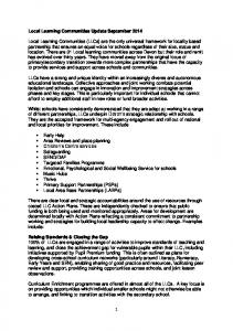 Local Learning Communities Update September 2014.docx.pdf ...