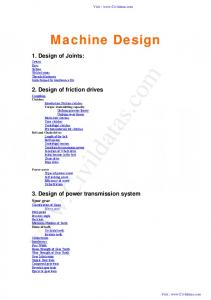 Machine Design by S K Mondal 1.pdf