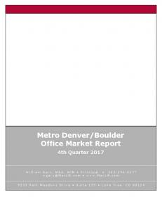 MacLW-4thQ 2017 Denver Office Mkt Report.PDF