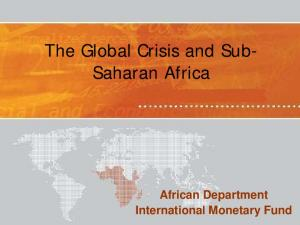 Macroeconomic Policies and Financial Sector ... -