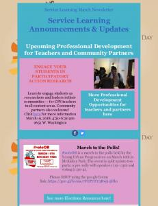 March 2018 Service Learning Newsletter.pdf