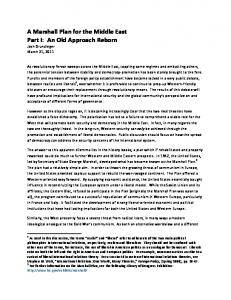 Marshall Plan for the Middle East Part I.pdf