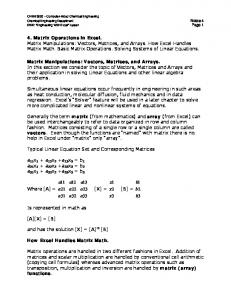 Matrix Multiplication and Inverse in Excel.pdf