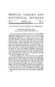 medical library and historical journal - Europe PMC