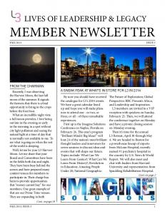member newsletter  Accounts
