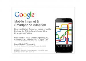 Mobile Internet & Smartphone Adoption - Semantic Scholar