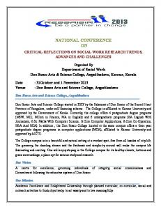 national conference on -