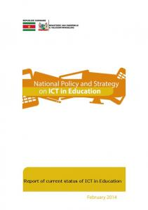 National Policy and Strategy on ICT in Education - IICD.pdf  ...