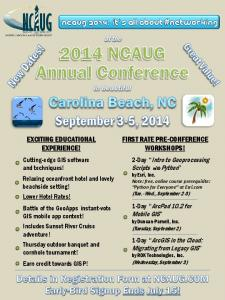 NC ArcGIS Users Group -