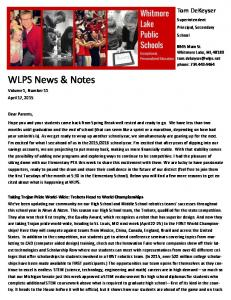 News and Notes Volume 1 Number 11.pdf