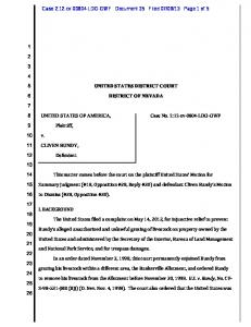 Order-US-v.-Bundy-7-9-13 injunction order D Nevada.pdf