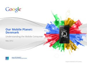 Our Mobile Planet: Denmark  Services