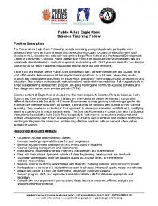 PAER Science Position.pdf