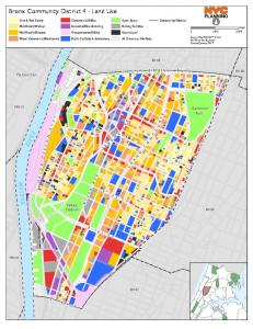 Page 1 Bronx Community District 4 - Land Use Community District ...