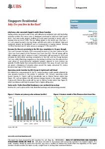 Page 1 www.ubs.com/investmentresearch This report has been ...