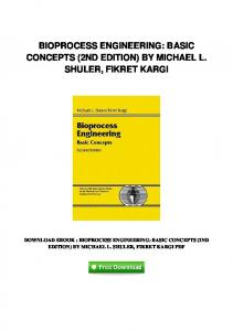 pdf-0747\bioprocess-engineering-basic-concepts-2nd-edition-by ...