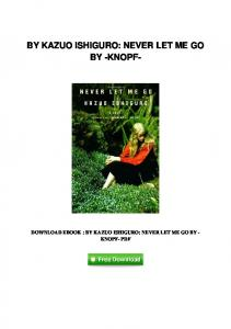 pdf-1417\by-kazuo-ishiguro-never-let-me-go-by ...
