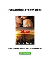 pdf-149\forever-mine-3-by-erica-storm.pdf