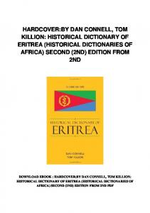 pdf-16111\hardcoverby-dan-connell-tom-killion-historical-dictionary ...
