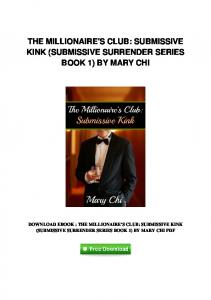 pdf-16185\the-millionaires-club-submissive-kink-submissive ...