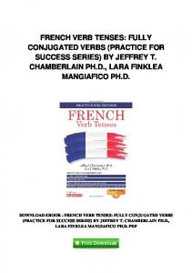 pdf-1888\french-verb-tenses-fully-conjugated-verbs-practice-for ...