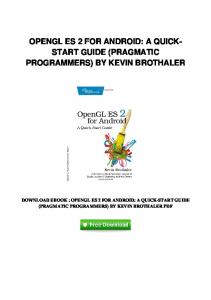 pdf-1940\opengl-es-2-for-android-a-quick-start-guide ...