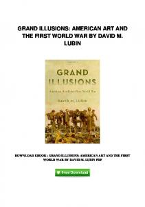pdf-21\grand-illusions-american-art-and-the-first-world-war-by-david ...