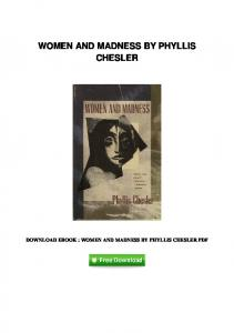 pdf-21\women-and-madness-by-phyllis-chesler.pdf
