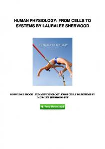 pdf-388\human-physiology-from-cells-to-systems-by-lauralee ...