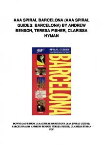 pdf-61\aaa-spiral-barcelona-aaa-spiral-guides ...