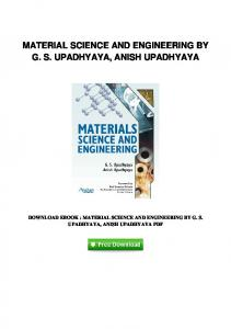 pdf-80\material-science-and-engineering-by-gs ...