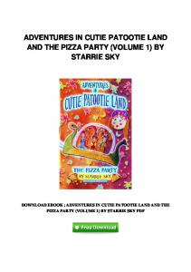 pdf-81\adventures-in-cutie-patootie-land-and-the ...