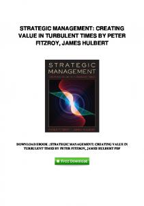 pdf-90\strategic-management-creating-value-in-turbulent-times-by ...