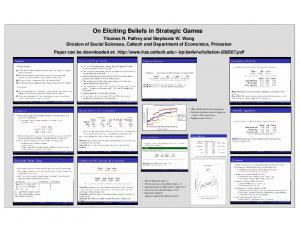 Powerpoint template for scientific posters (Swarthmore ...