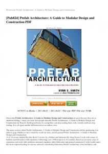 prefab-architecture-a-guide-to-modular-design-and-construction ...