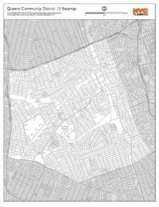 Queens Community District 12 Basemap - GitHub