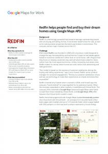 Redfin helps people find and buy their dream ...  Services