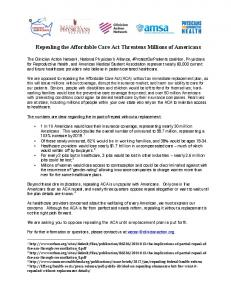 Repealing the Affordable Care Act Threatens Millions of Americans.pdf