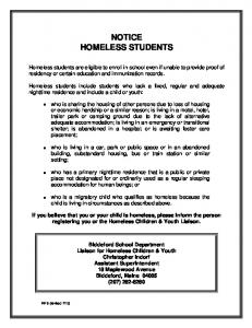 RP 9 - notice homeless students.pdf