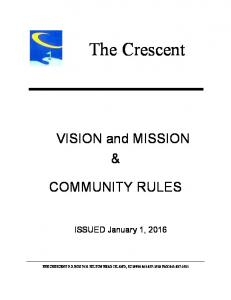 Rules and Regulations - The Crescent.pdf