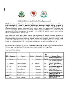 SACIDSACE-Selected-Candidates-for-Fellowship-Announced.pdf ...