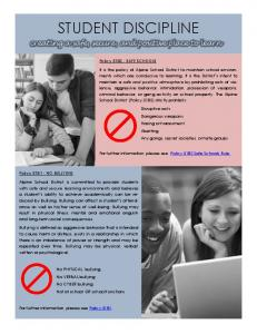 Safe Schools and No Bullying Policy.pdf