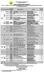 Scheduled Power Interruption: April 23-28, 2018.pdf