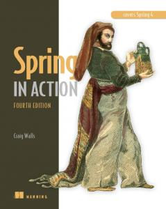 Spring in Action FOURTH EDITION - GitHub