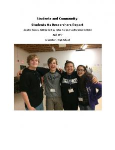 StAR Official Report - GHS.pdf