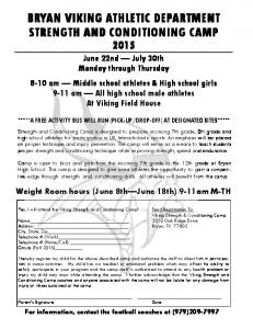 Summer Camp - Strength and Conditioning 2015.pdf