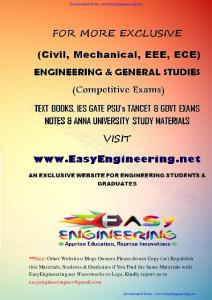 Surveying - AE - AEE - Civil Engineering Handwritten Notes- By ...