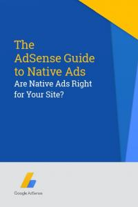 The AdSense Guide to Native Ads - PPC Land