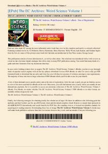The-EC-Archives-Weird-Science-Volume-1.pdf
